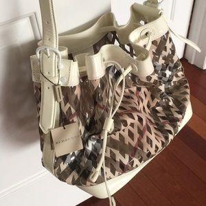 🌸Authentic Burberry Bag